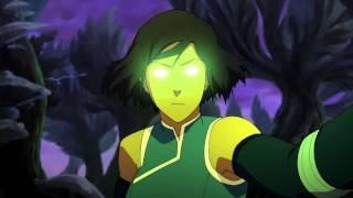Legend of Korra- Warriors