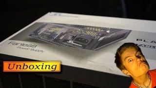 Seasonic 520W  Fanless PSU UNBOXING!
