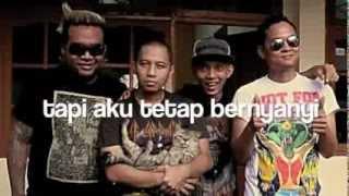 The Rain Ft. Endank Soekamti - Terlatih Patah Hati (Official Lyric Video)