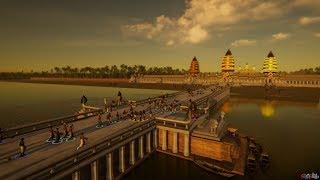 Simulating 24 Hours at Medieval Angkor Wat