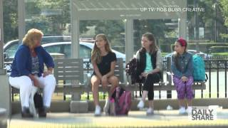Caught On Cam: Bystanders react to bullying experiment