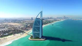 Dubai - City Of Gold V2 - in 4K DJI Inspire 1,