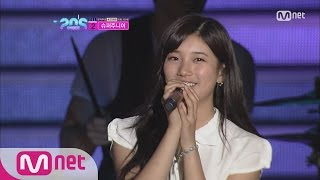 [STAR ZOOM IN] SUZI X Busker Busker - Cherry Blossom Ending [2012 Mnet 20's Choice] 160204 EP.49