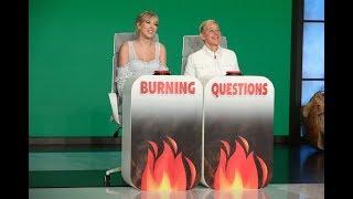 Taylor Swift Answers Ellen
