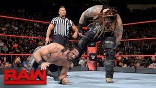 Seth Rollins vs. Bray Wyatt: Raw, May 15, 2017