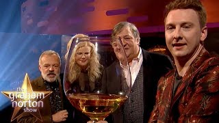 Joe Lycett's Iconic Selfie With Nicole Kidman & Stephen Fry | The Graham Norton Show