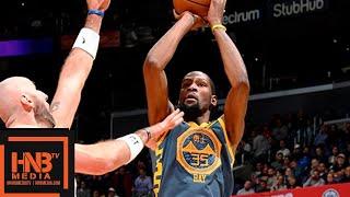 Golden State Warriors vs LA Clippers Full Game Highlights | 11.12.2018, NBA Season