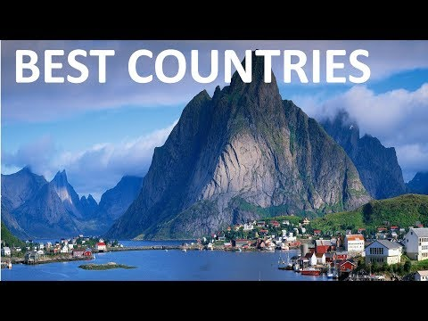 Xxx Mp4 Top 10 Best Countries To Live In The World In 2019 3gp Sex