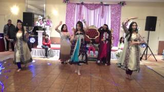 Wedding Reception Of Moin & Iman By Photovideomedia Part1