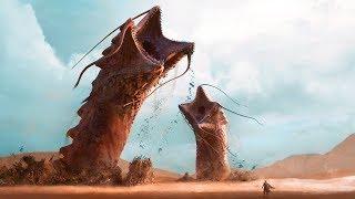 8 Most TERRIFYING Monster Sightings In The Desert!