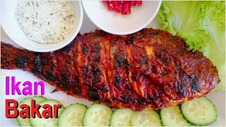 Resep Ikan Bakar (Grilled Fish Recipe)
