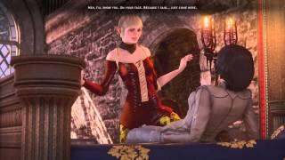 Dragon Age™: Sera romance Scene PS4