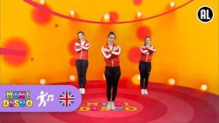 Soco Bate Vira | | Children's Songs | DANCE INSTRUCTION | Mini Disco | NEW 2018