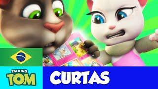 A Última Figurinha - Talking Tom Curtas