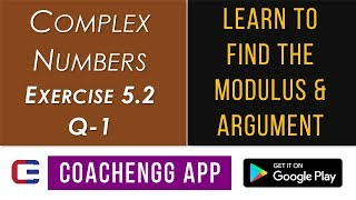 COMPLEX NUMBERS - Exercise 5.2 Q1 - Class 11 MATHS NCERT Solution