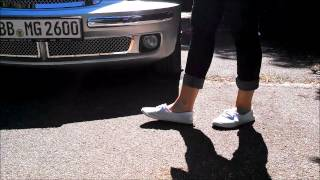 Pedalpumping and Polish our Chrysler PT Cruiser