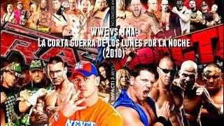 WWE vs. TNA: La corta guerra de los lunes por la noche (2010) | Loquendo | WWE