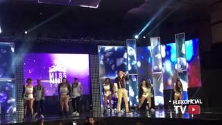 Flex en Miss Panama 2015