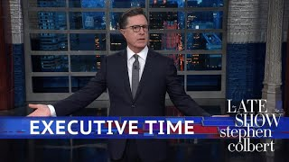 What Exactly Is Trump Doing During 'Executive Time?'