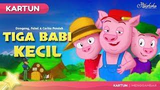 Tiga Babi Kecil - Kartun Anak Cerita2 Dongeng Anak Bahasa Indonesia - Cerita Untuk Anak Anak