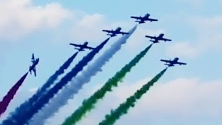 Air Show by Indian air Force in Cuttack, Odisha December 23, 2016