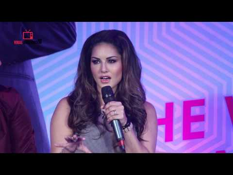 Sunny Leone Speak Hindi