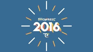 2D Motion Graphics Showreel 2016   ExtonGraphics
