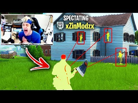 Top 10 Fortnite Streamers WHO RAN INTO HACKERS LIVE