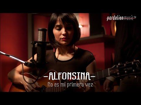 Xxx Mp4 Alfonsina No Es Mi Primera Vez Live On PardelionMusic Tv 3gp Sex