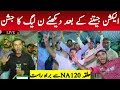 Download Video Download Victory Celebrations of PMLN Live from NA 120 Lahore | Neo News 3GP MP4 FLV