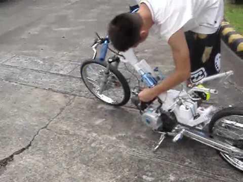 Underbone Drag bike