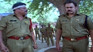 Operation Duryodhana Movie || State Police Department Resigning Scene