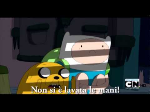 Censure italiane di Adventure Time