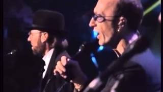 Bee Gees - Night Fever (live, 1997)