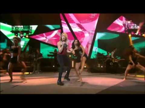 Shakira: Addicted To You / Rabiosa (Remix) (Fan.made) (Live)