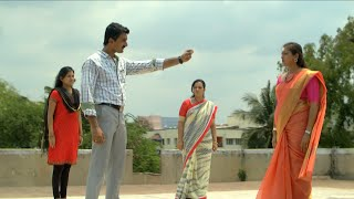 Sakash and Gayathri's face off | Best of Deivamagal