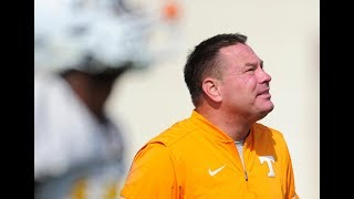 Does Butch Jones Deserve an Extension at Tennessee? | Stadium