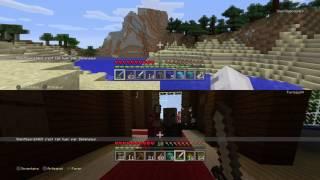 Il est la, il nous observe !!! - Minecraft