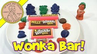 Willy Wonka & The Chocolate Factory Candy Maker Kit, 1971 - Make Wonka Bars!