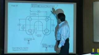 James D. Meadows presents 'NEW RULES' in GD&T [per ASME Y14.5-2009] DVD Training Series preview