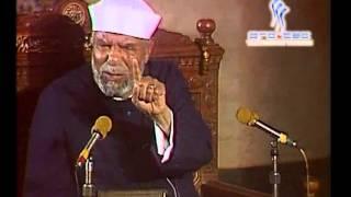 05- تفسير سورة  مريم - الآية ( 37 - 46 ) - الشيخ متولي الشعراوي