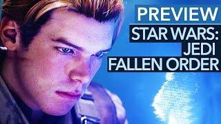 Ein Singleplayer-Traum - Star Wars: Jedi Fallen Order