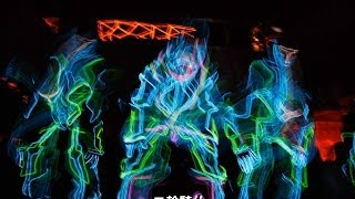 @Dance X DUCATI ☆ LED/TRON Dance [Theme: The New Monster 1200s Launch Party]
