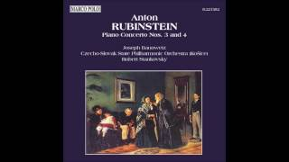 A Rubinstein Piano Concerto No 3