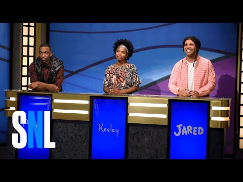 Black Jeopardy with Drake SNL