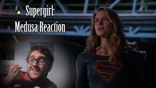 Cosplay Vlogs Reactions | Supergirl: Medusa | #118 | HD