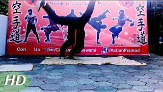 Star Kick Up || Star flip up | how to Stand up with kicks || Pramod Goswami