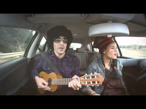 Car Sessions #6 - Bill Withers - Grandma's Hands (cover by Alex Serra & Little N)