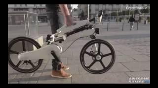 Easy to carry Folding Bike - Weelin