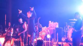 Motionless In White - One Step Closer (Linkin Park Cover Chester Bennington Tribute) LIVE 7/21/17